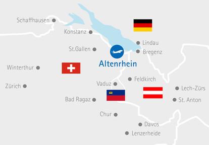 Flüge Ab Wien Nach Stgallen Altenrhein Am Bodensee Ab Eur 119