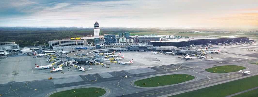 An Und Abreise Flughafen Wien Schwechat